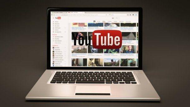 Creare video su YouTube