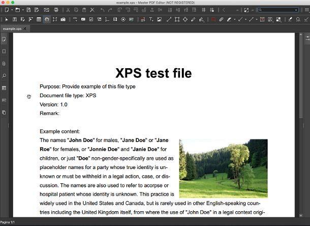 Come aprire file XPS su Mac