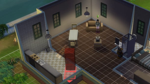Ruota oggetto The Sims 4