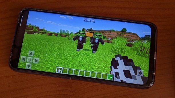 Coffin Dance Minecraft Pocket Edition