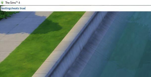 Attivare trucchi The Sims 4