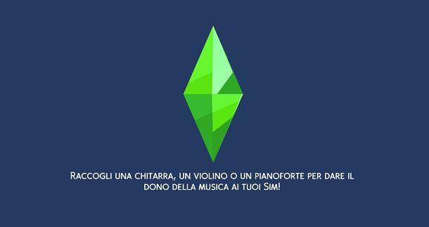 Spiegazione musica The Sims 4