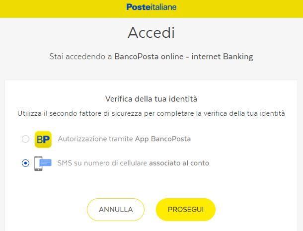 Come fare bonifico online Poste Italiane