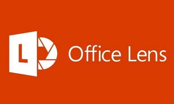 Office Lens: come funziona