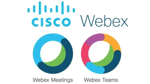 Cisco Webex Meetings e Cisco Webex Teams