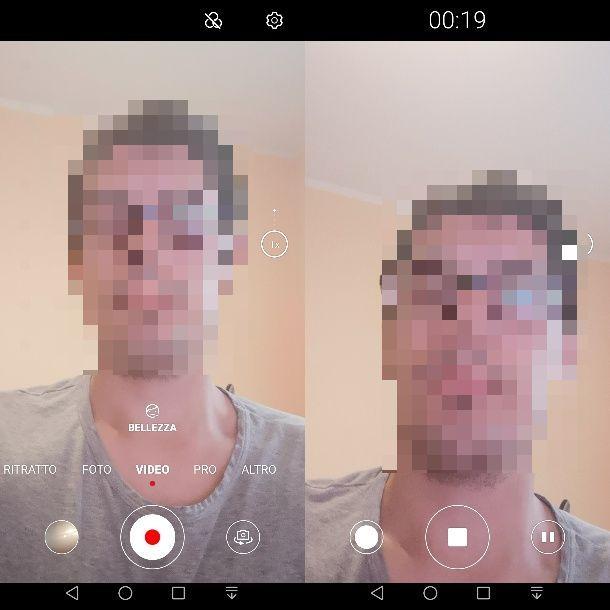 Modalità Video Huawei