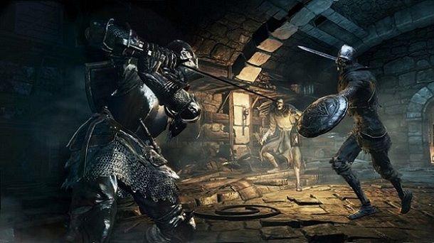 Armi Dark Souls