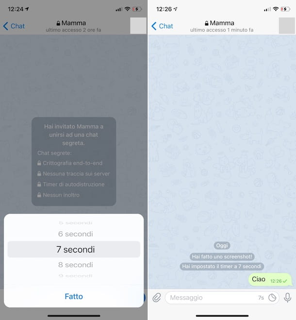 Telegram iPhone