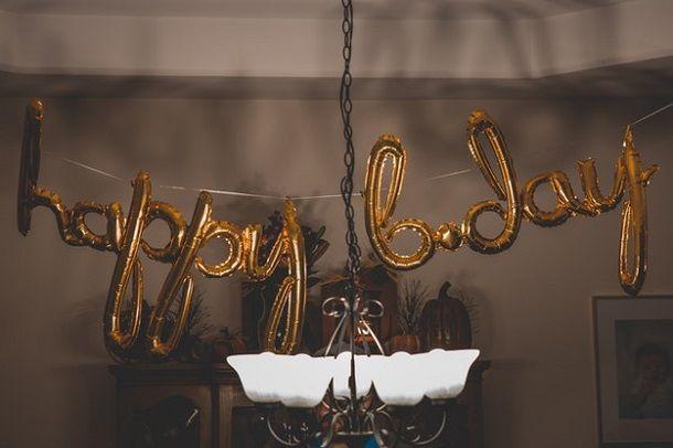 Come creare un bel video di compleanno