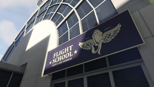 Scuola di volo GTA 5