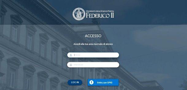 Email istituzionale Unina