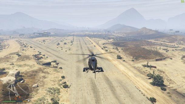 Elicottero d'assalto GTA 5