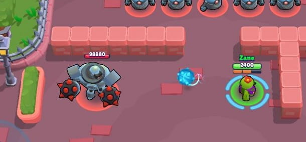Mossa base Spike Brawl Stars