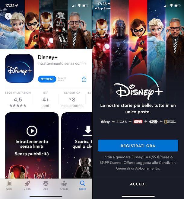 Disney\+ iOS