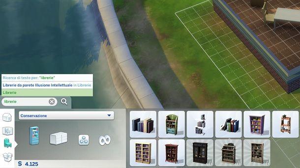 Librerie The Sims 4