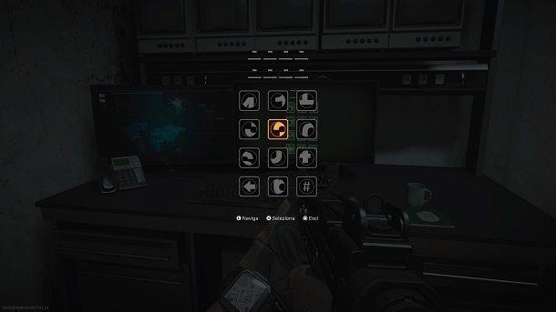 Tastiera computer COD Warzone