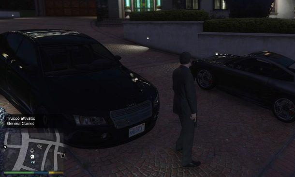 Come attivare i trucchi su GTA 5 PS4