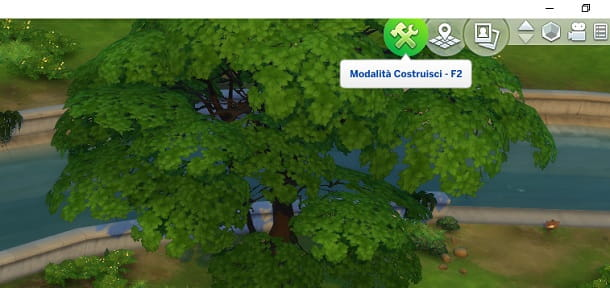 Costruisci The Sims 4