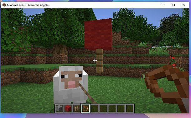 Animale Minecraft
