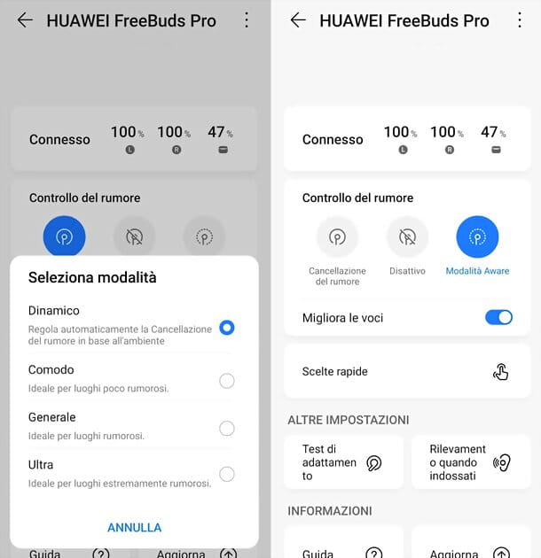 App HUAWEI AI Life
