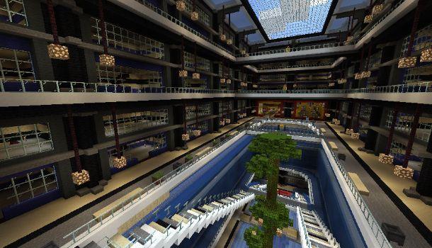 Come fare un mercato su Minecraft tramite mod