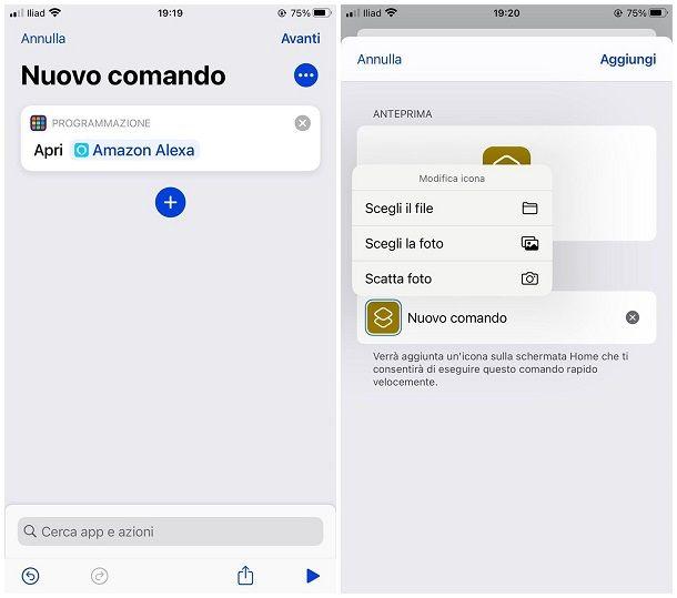 Come cambiare le icone su iPhone
