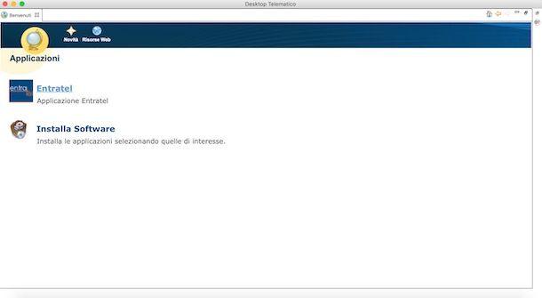 Come installare Entratel su Desktop Telematico