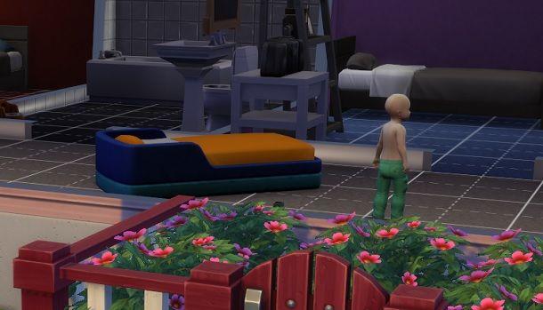 Come ruotare gli oggetti su The Sims 4 console