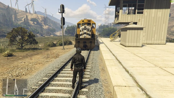 Treno a Palmer-Taylor