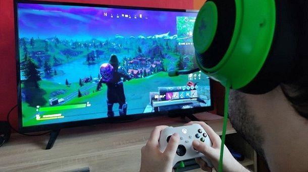 Utilizzo microfono cuffie Xbox