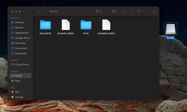 Come trasferire libri su Kindle da PC e Mac