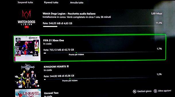 Come scaricare FIFA 21 prova EA Play Xbox