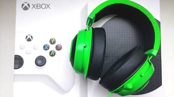 Cuffie per Xbox Series S