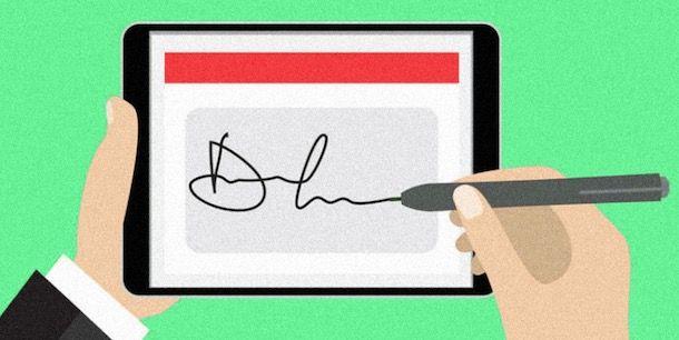 Firma online