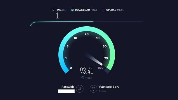 Migliorare la connessione a Internet