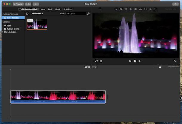 Altri programmi per montare video GoPro gratis