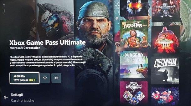 Come abbonarsi a Xbox Game Pass