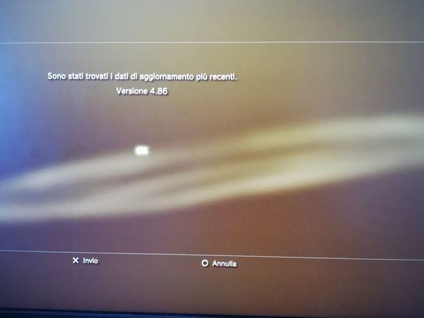 Aggiornare la PS3 per usare il pad PS4 in wireless