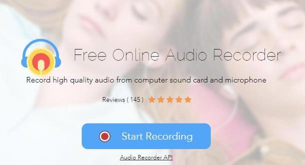 Come creare un file audio online