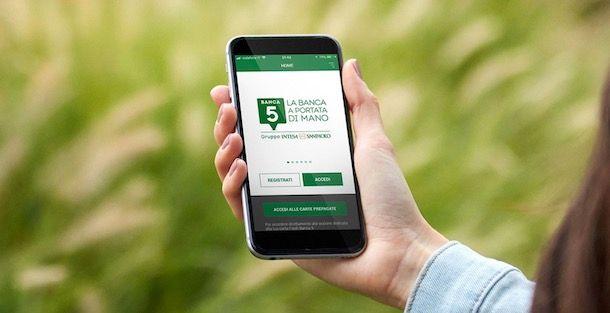 App Banca 5