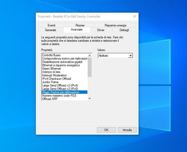 Come accendere il PC da remoto