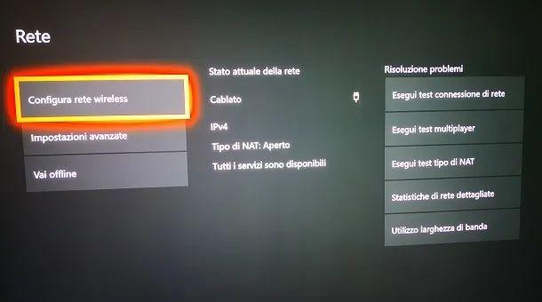 Come connettersi a Internet con Xbox