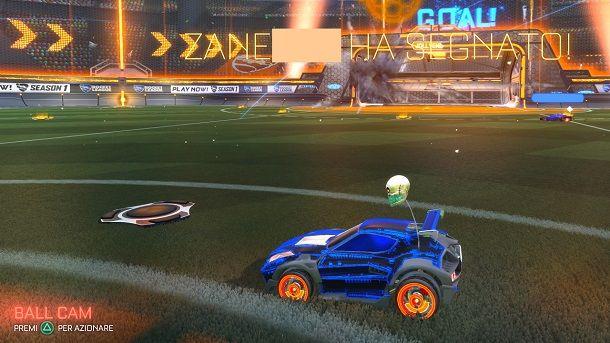 Migliorare su Rocket League