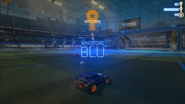 MVP Vittoria Rocket League