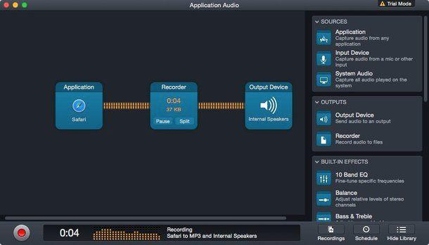 Altre soluzioni per creare un file audio sul PC