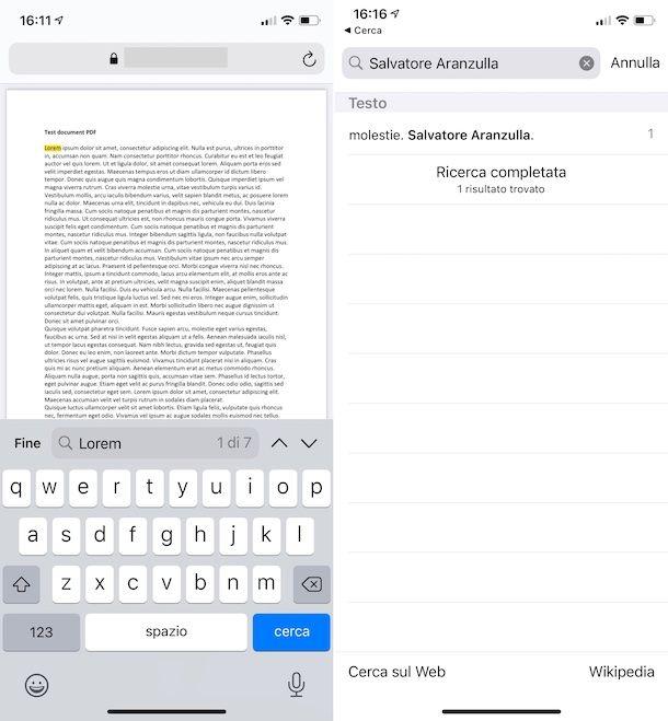 PDF iPhone