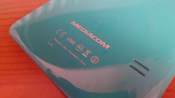 Mediacom Tablet