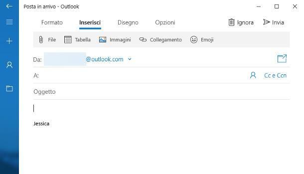 Come inviare foto senza perdere qualità email