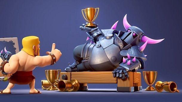Trofei Clash Royale