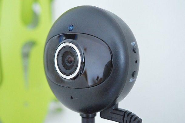 Come installare i driver della webcam